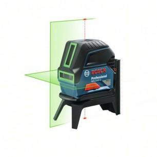 Laser liniowo-punktowy BOSCH GCL 2-15 G