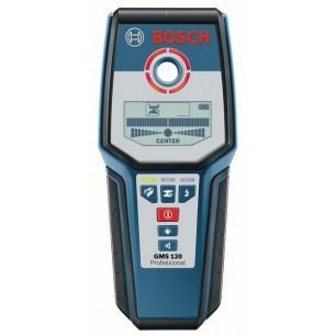 GMS 120  Detektor