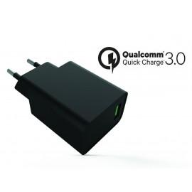 MiniBatt Zasilacz 5V/9V 1US Quick Charge 3.0 MB-ADP-1-USB