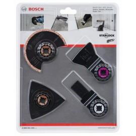Zestaw 4 końcówek do różnych zastosowań Bosch Starlock