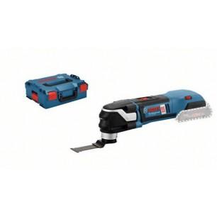 GOP 18V-28 Professional - Akumulatorowe narzędzie wielofunkcyjne + walizka + 2 akumulatory