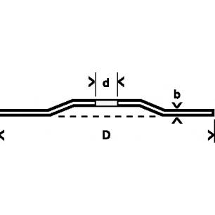 Expert for Metal z systemem X-LOCK 125 mm - Tarcze szlifierskie