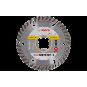 Standard for Universal z mocowaniem X-LOCK 125 mm - Diamentowe tarcze tnące