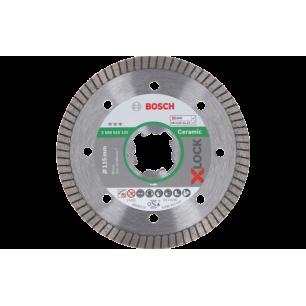 Best for Ceramic Extra Clean Turbo z mocowaniem X-LOCK 125 mm - Diamentowe tarcze tnące