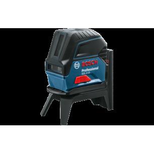 GCL 2-15 - Laser wielofunkcyjny + 3 baterie + zestaw osprzętu
