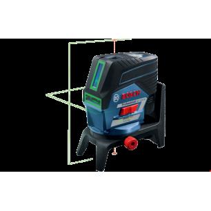 GCL 2-50 CG - Laser wielofunkcyjny + walizka + akumulator + zestaw osprzętu