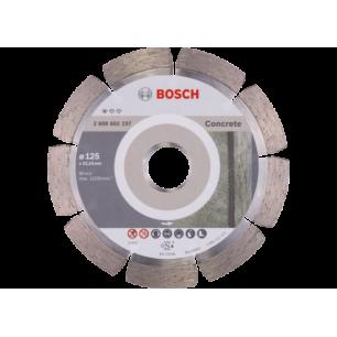 Tarcza diamentowa beton* BOSCH standard 125mm