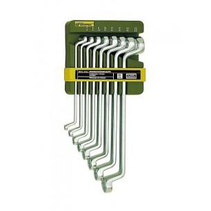 Zestaw kluczy oczkowo-giętych  PROXXON Slim-Line 8 części