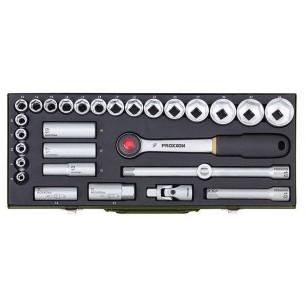 Zestaw dla mechaników PROXXON 8 – 34mm 29 części