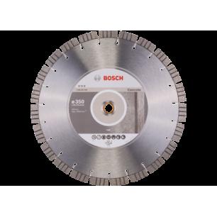 Tarcza diamentowa Bosch 350mm - best - do cięcia betonu