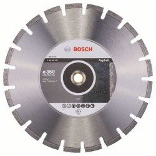 Tarcza diamentowa 350mm BOSCH standard do asfaltu*