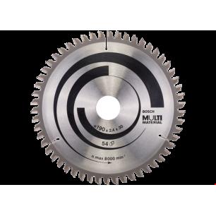 Tarcza pilarska 190mm BOSCH Multi Material