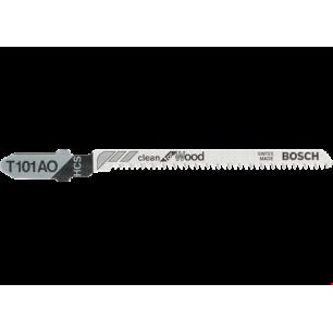 Brzeszczot do wyrzynarki T 101 AO Clean for Wood 5szt