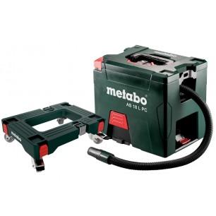 Odkurzacz akumulatorowy METABO SET AS 18 L PC