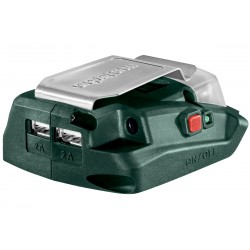 Adapter-zasilacz do akumulatorów METABO PA 14.4-18 LED-USB