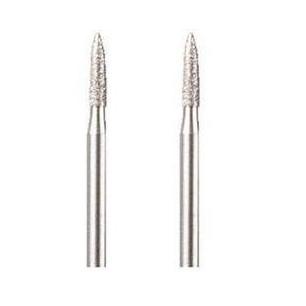 DREMEL frez diamentowy stożkowy 2.4mm 2szt. (7144)