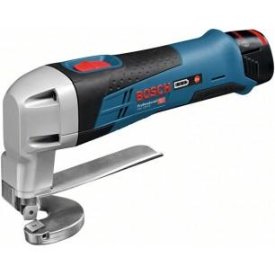 Akumulatorowe nożyce do blachy Bosch GSC 12V-13