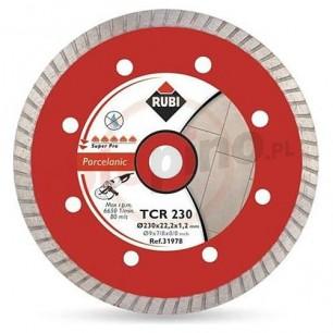 Tarcza diamentowa turbo do cięcia na sucho 115mm RUBI TCR...