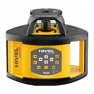 Niwelator laserowy NIVEL System NL 520  zestaw