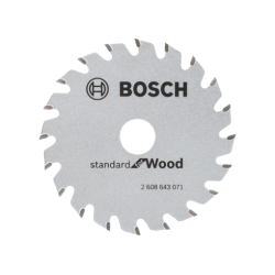 Tarcza pilarska 85mm BOSCH Optiline Wood