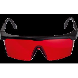 Okulary obserwacyjne Bosch czerwone