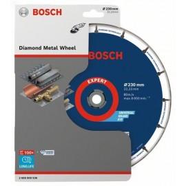 Diamentowo-metalowa tarcza Bosch 230mm