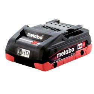 Akumulator METABO 18V LiHD 4,0Ah